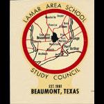 Lamar Area School Study Council Decal