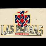 Las Plumas High School Thunderbirds Decal