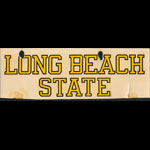Long Beach State College Decal
