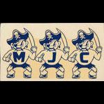 Modesto Junior College Pirates Decal