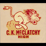 C.K. McClatchy High School Decal