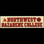 Northwest Nazarene College Crusaders Decal