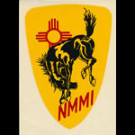 New Mexico Military Institute NMMI Decal