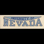 University of Nevada Decal