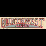 Northwest College Trappers Decal