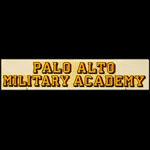 Palo Alto Military Academy Grade School Decal