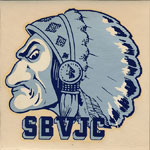 San Bernardino Valley Junior College Indians Decal