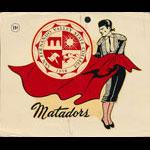 San Fernando Valley State College Matadors Decal