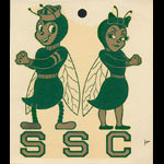 Sacramento State College Hornets Decal
