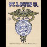 St. (Saint) Louis University School of Medicine (Billikens) Decal