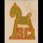 University of Southern California USC Trojans Decal