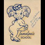 Tamalpais School for Boys Decal