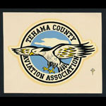 Tehama County (California) Aviation Association Decal