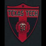 Texas Technological College Sticker