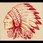 University of Utah Utes Decal