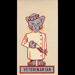 Washington State College (State College of Washington) Veterinarian Decal