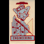 Washington State College (State College of Washington) Engineering Decal