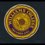 Williams College Seal Decal