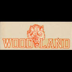 Woodland High School Wolves Decal