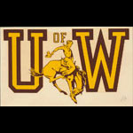 University of Wyoming Cowboys Decal