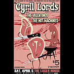 Tom Deja The Cyril Lords Poster