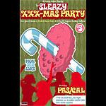 Tom Deja The Sleazy XXX-Mas Party Poster