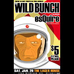 Tom Deja The Wild Bunch Poster