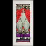 Delano Rock David Byrne Poster