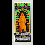 Delano Rock J Mascis and the Fog Poster