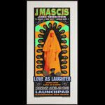 Delano Rock J Mascis and the Fog Poster