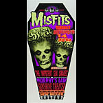 Delano Rock Misfits Poster