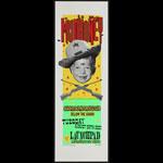 Delano Rock Mudhoney Poster