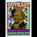 Delano Rock Outkast Poster