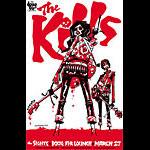 Guy Burwell The Kills Poster