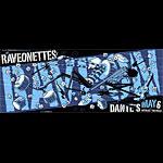 Guy Burwell Raveonettes Poster