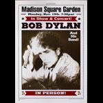 Geoff Gans Bob Dylan Poster