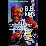 Christopher Peterson BB King Poster - signed