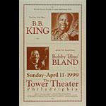 David Dean BB King Poster