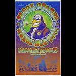 David Dean Black Crowes Poster