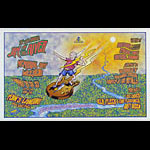 David Dean Ratdog - Jam On The River Poster