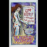 David Dean Limp Bizkit Poster
