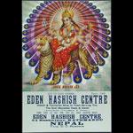 Eden Hashish Centre Poster - Durga Poster