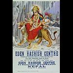 Eden Hashish Centre Poster - Snow Durga