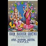 Eden Hashish Centre Poster - Lakshmi & Ganesh