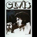 David Byrd Elvis Presley Hawaii 1972 Poster