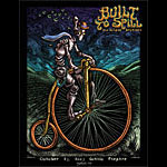 Emek Built To Spill Poster