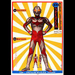 Emek Jon Spencer Blues Explosion Ultraman Poster