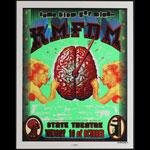 Emek KMFDM Poster