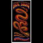 Emek Neil Young Poster