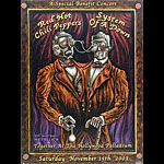 Emek Red Hot Chili Peppers feat. Metallica Poster